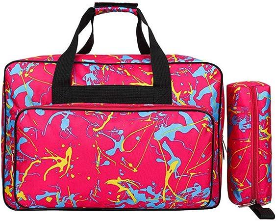 Wnvivi Bolsa para máquina de coser, bolsa de transporte universal ...