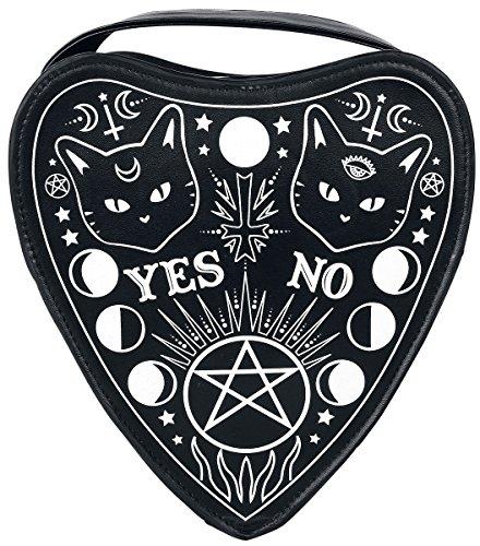 Banned Yes No Borsetta nero