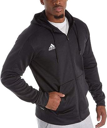 Adidas Team Issue Climawarm Full Zip Fleece Jacket (111D