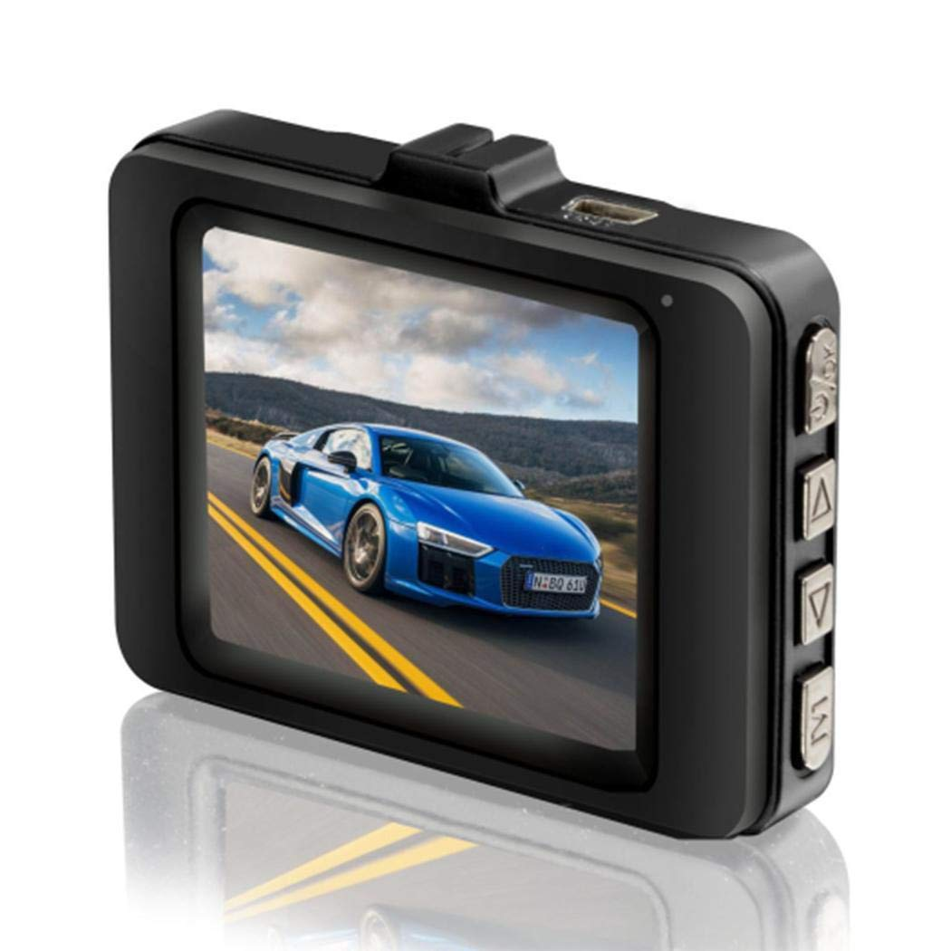 Atmeyol HD 1080P Multi-function Mini Driving Recorder 2.2 inch Display Screen On-Dash Video by Atmeyol_Car Electronics (Image #5)
