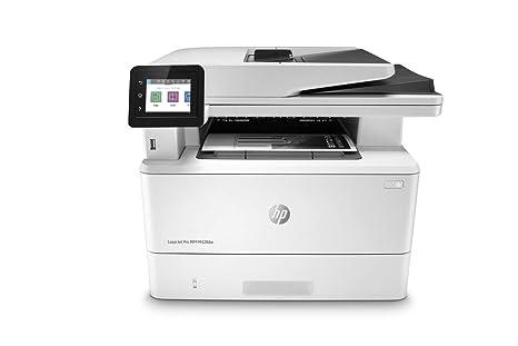 HP M428dw LaserJet Pro MFP Impresora Láser Multifunción Monocromo (A4, hasta 38 ppm, de 750 a 4000 Páginas al Mes, 1 USB 2.0, 1 USB Host; 1 Red ...