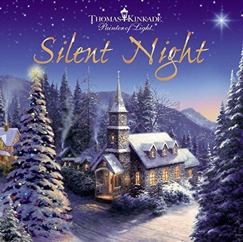 Silent Night Thomas Kinkade Silent Night
