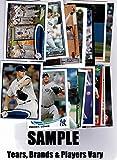 #5: Lot of (25) New York Yankees Baseball Cards - Fan Favorites, Stars, Rookies & More!