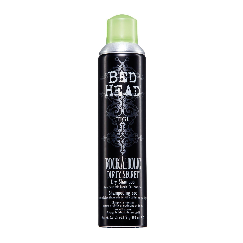 Rockaholic Dirty Secret Dry Shampoo by TIGI for Unisex - 6.3 oz Shampoo 4046