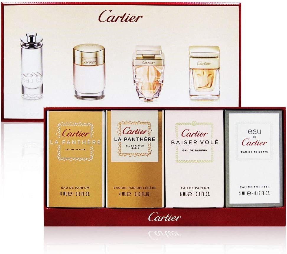 Cartier, Set de fragancias para mujeres - 21 ml.
