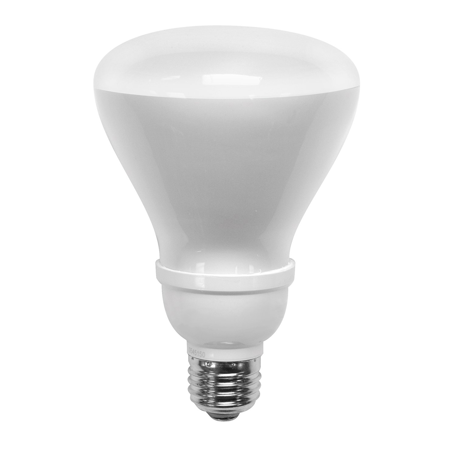TCP 6R3014DL CFL BR30 65 Watt Equivalent (14W) Daylight (5000K) Everyday Flood Light Bulb by TCP