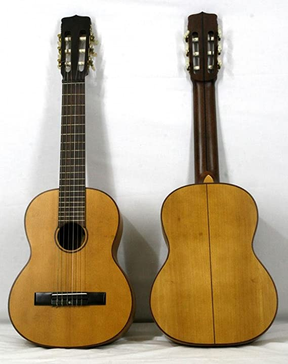 Musikalia luthery Requinto o Guitarrico en arce, para flamenco ...