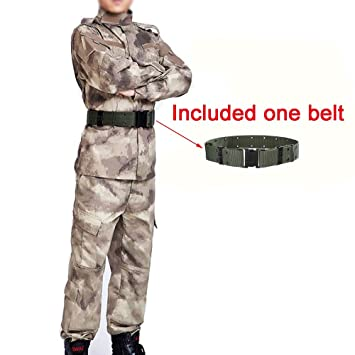 atairsoft al aire libre traje de camuflaje combate BDU ...