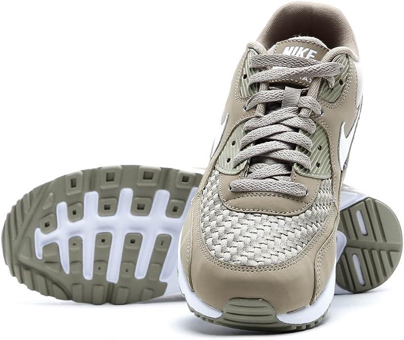 Shoes Men Nike Air Max 90 Ultra 2.0 SE 876005 200 (White