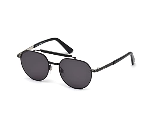 109bea0580 Amazon.com  Diesel Unisex-Adult Dl0239 Aviator Sunglasses