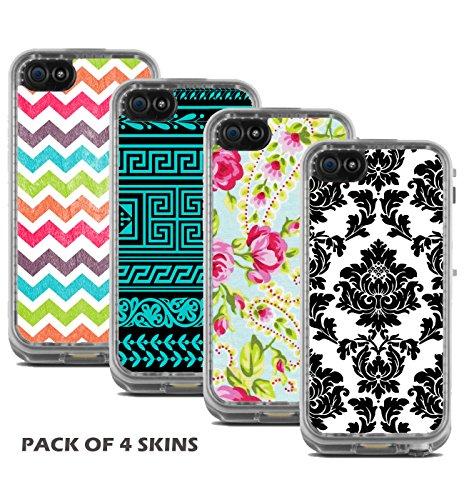 iphone 5c lifeproof skin decal - 8