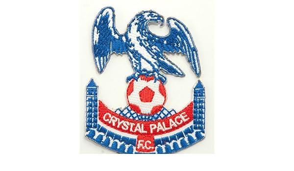 Crystal Palace FC club escudo parche 3 (hierro bordado en insignia ...