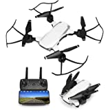 RC Drone with 1080P HD Camera for Adults/Beginners, Foldable RC Quadcopter with FPV Live Video, Headless Mode,One Key…