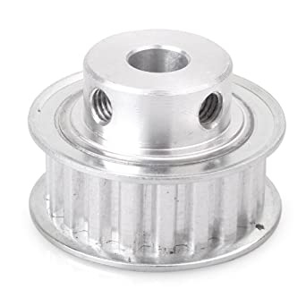 GZYF Poleas de correa de distribución de 8 mm de diámetro XL19T ...