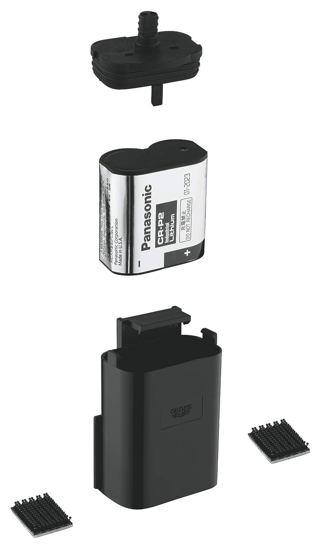con pila inclusa 42393000 Scatola batterie Grohe