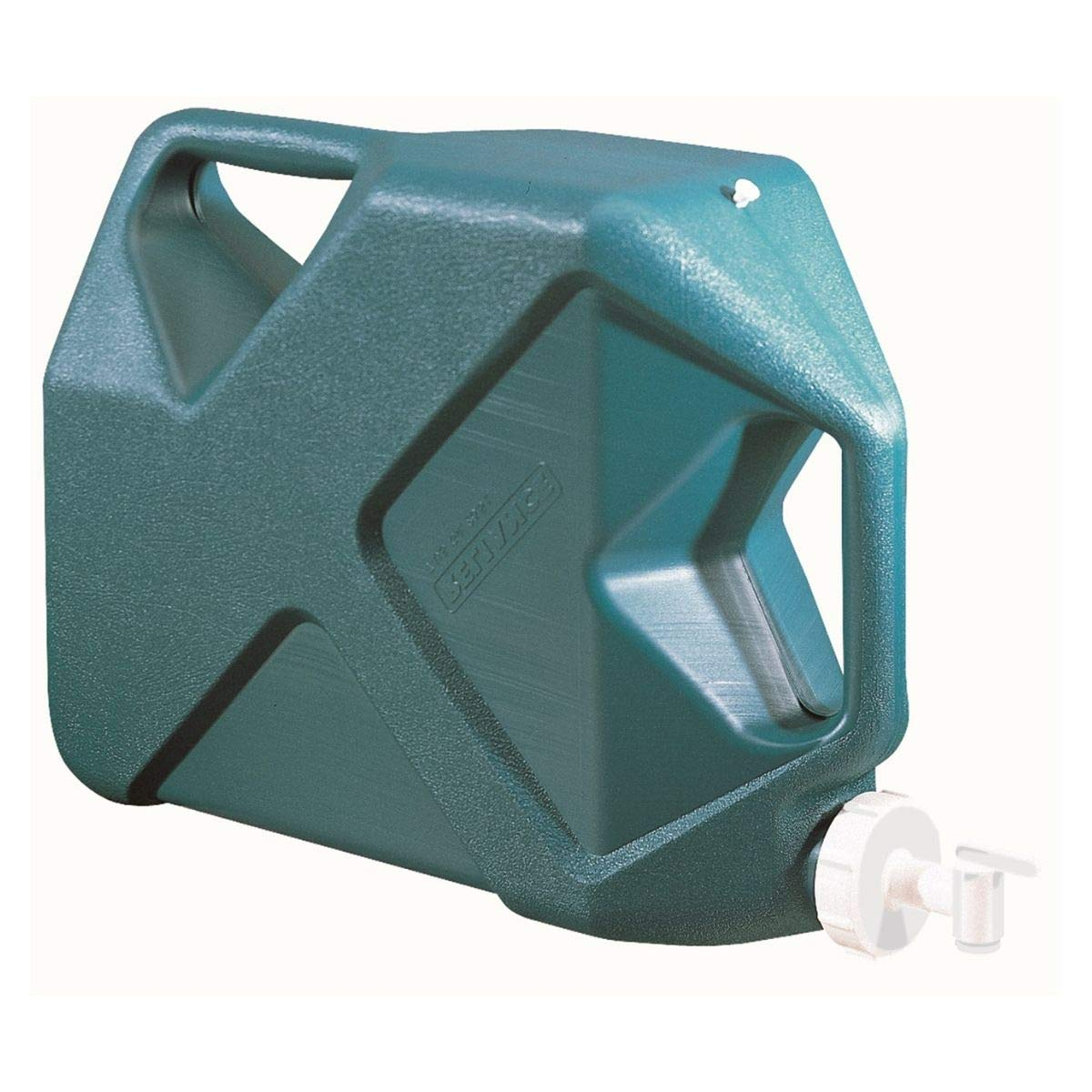 Reliance Jumbo-Tainer Water Container 7 Gallon (Green/Set of 2) by Reliance Products