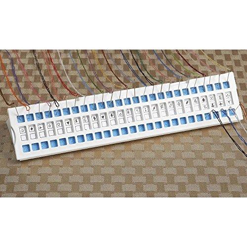 Cross-Stitch Needle Organizer Accessory