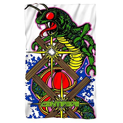 Atari Centipede Fleece Blanket