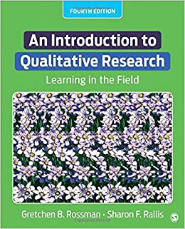 Image result for An introduction to qualitative research : learning in the field