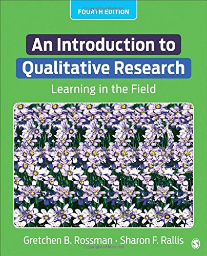 Intro.To Qualitative Rsrch.:Learning...