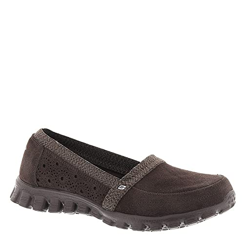 3fcefc016bc5 Skechers Ez Flex 2 Bed-of-Roses Slip-On Women s Shoes Size 6