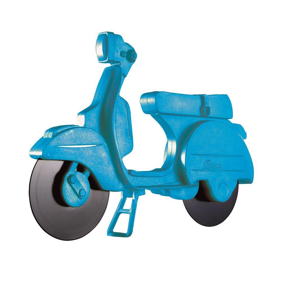 Eddingtons Blue Lambretta Scooter Pizza Cutter Others