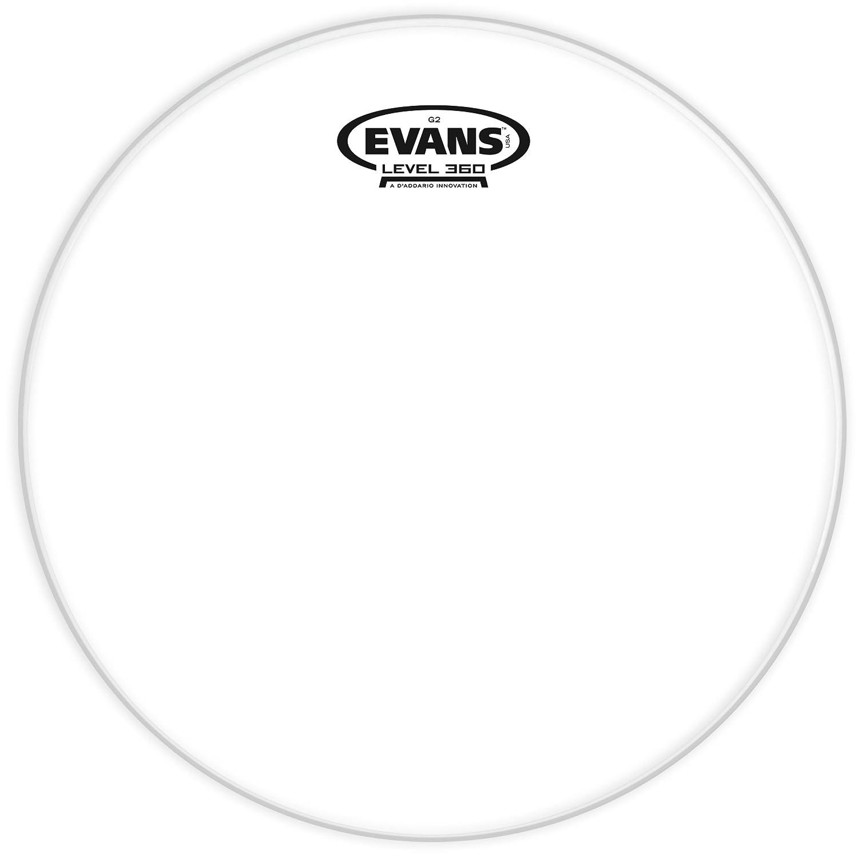 12 Evans TT12G2 Parche Hidr/áulico Transparente