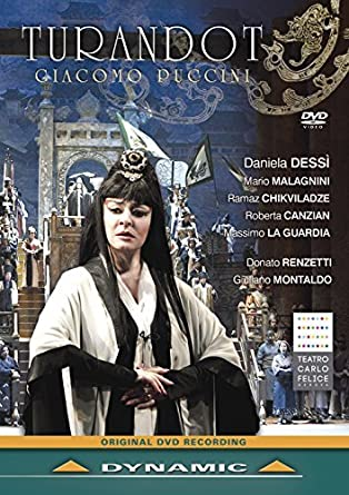 Puccini: Turandot by DYNAMIC: Amazon.es: Cine y Series TV