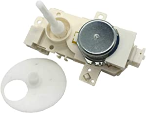 Edgewater Parts W10537869 Diverter Motor Compatible With Whirlpool Dishwasher