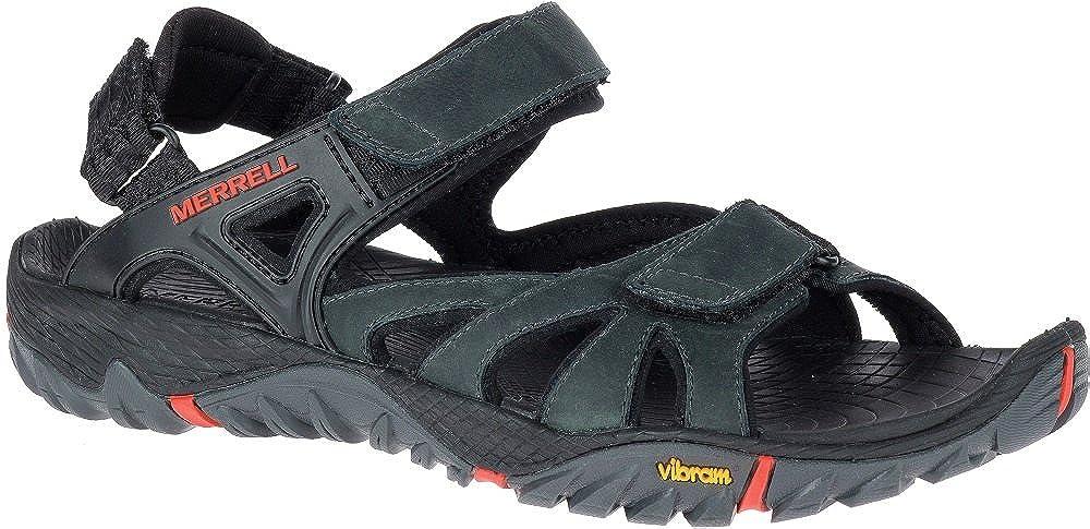 Merrell Herren All Out Blaze Sieve ConGrün Aqua Schuhe