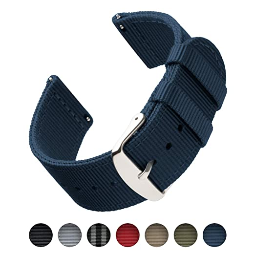 4cbf5abd917 Amazon.com  Archer Watch Straps