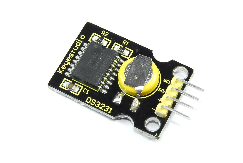 Keyestudio módulo de reloj de alta precisión ds3231 ks-039 ...