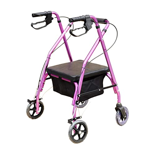 Andadores para discapacidad rollator con tracción en Las ...
