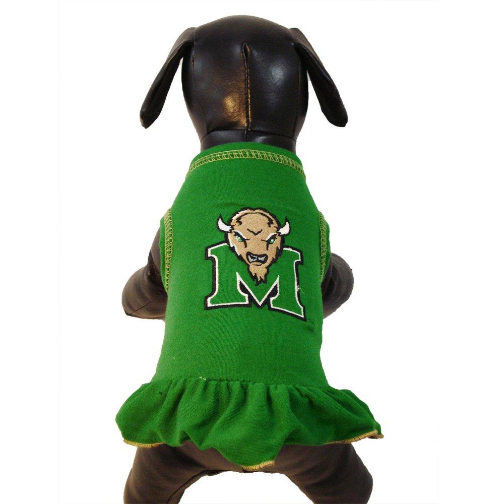 NCAA Marshall Thundering Herd Cheerleader Dog Dress