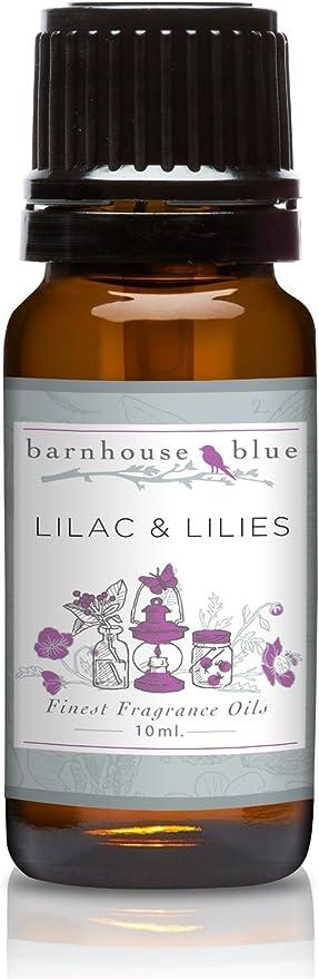 Amazon Com Barnhouse Lilac Lilies Premium Grade Fragrance Oil 10ml Health Personal Care