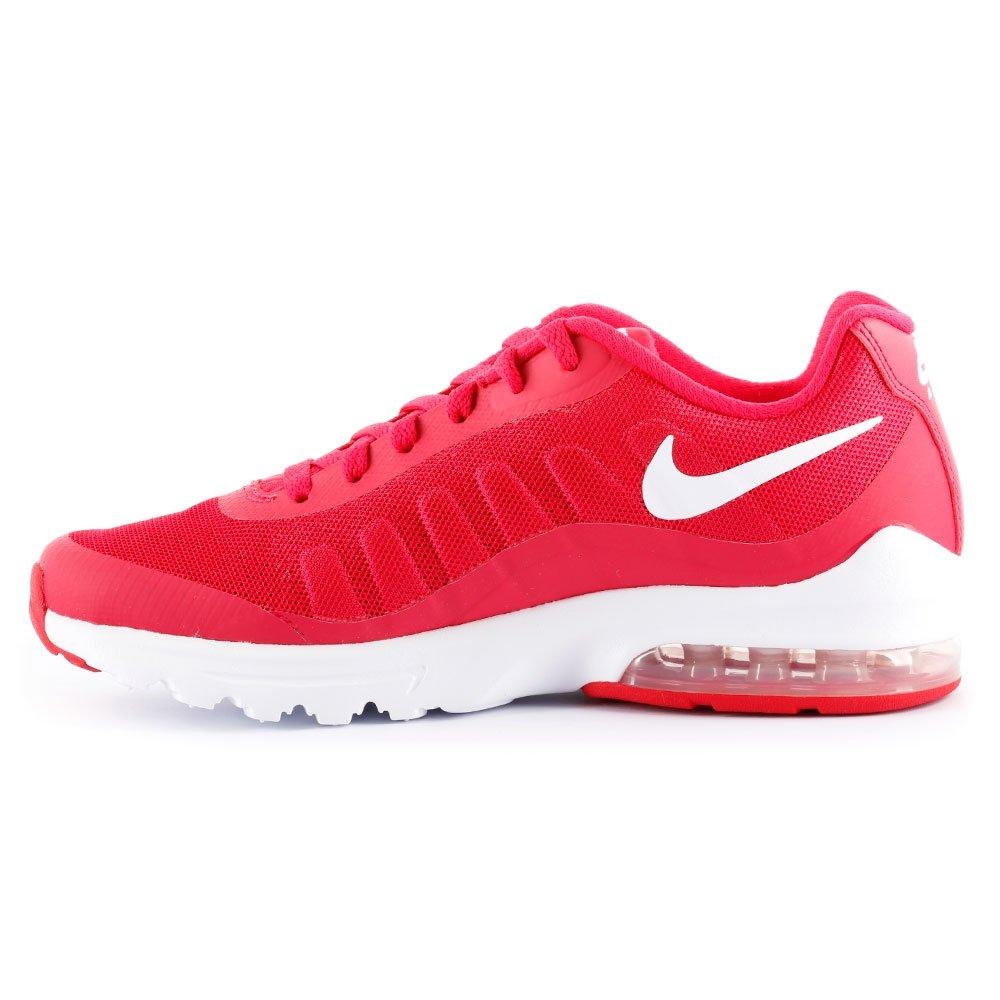sale retailer fbf23 88195 Amazon.com   Nike Grade School Air Max Invigor Gym Red White   Running