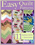 quick and easy quilts for kids - Easy Quilt Patterns: 11 Applique Quilt Patterns + Quick Quilts