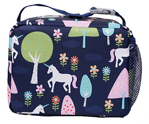 Magical Unicorn Insulated Lunch Box