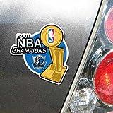 Dallas Mavericks 2011 NBA Champions 6'' Magnet