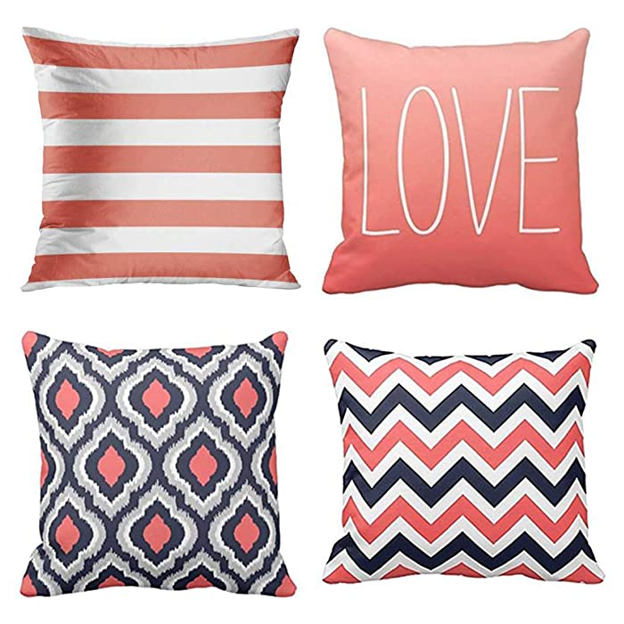 Top 10 Peach And Navy Decor
