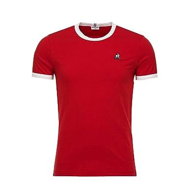 Le Coq Sportif T-Shirt Essentiels  Amazon.fr  Vêtements et accessoires 0e7a0759b17e