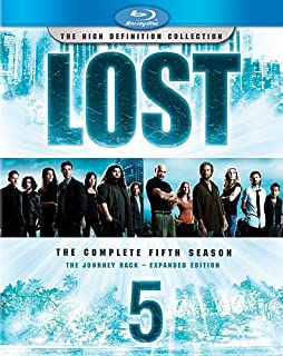 Amazon com: Lost, Season 3 (BOX) [7Blu-Ray] (English audio  English