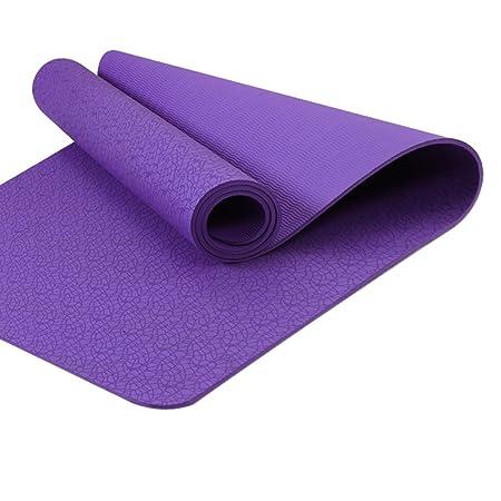 Estera Yoga Alfombra de Yoga Transpirable Interior, Deportes ...