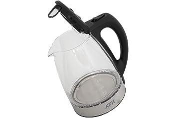 afk wasserkocher glas