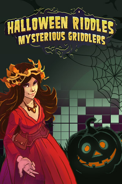 Halloween Riddles: Mysterious Griddlers [Download]]()