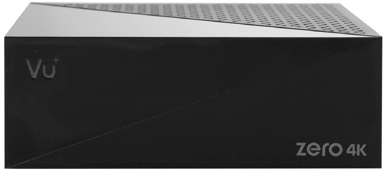 VU + Zero 4 K DVB-S2 X Linux Receptor Negro product image