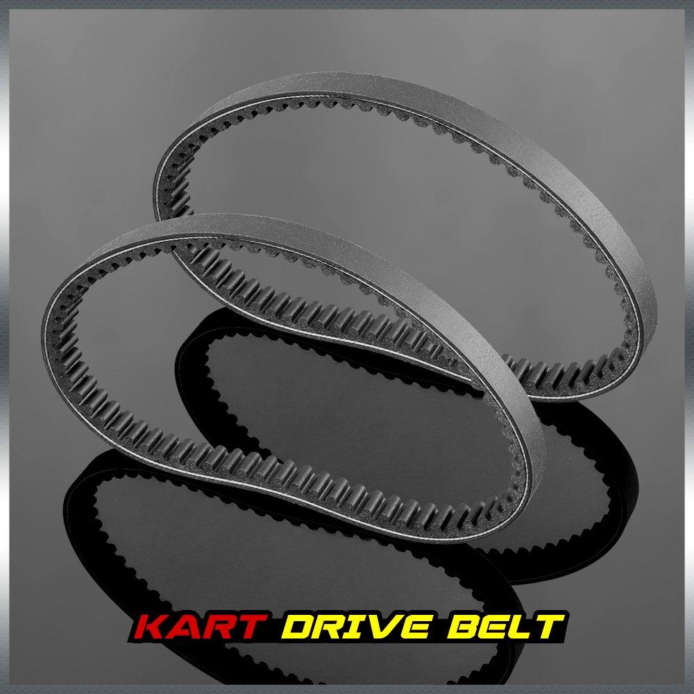 2PCS Go Kart Drive Belt 30 Series Replaces Manco 5959 Comet 203589