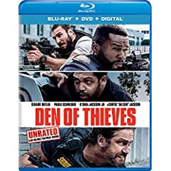 DEN OF THIEVES debuts on Digital April 10 and on Blu-ray, DVD April 24 from Universal Studios
