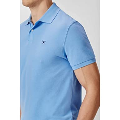 Hackett - Aston Martin - Polo - para hombre azul X-Large: Amazon ...
