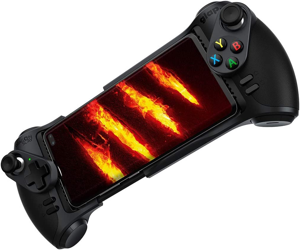Dragon Slay TITAN (GLAP) Mobile Android Controller, Wireless Gaming Gamepad Controllers for Android Compatible with Bluetooth 4.1
